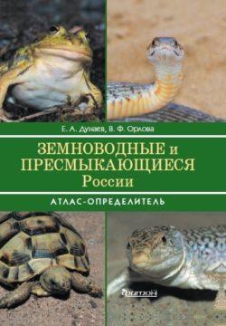 Земноводные и пресмыкающиеся России: Атлас-определитель