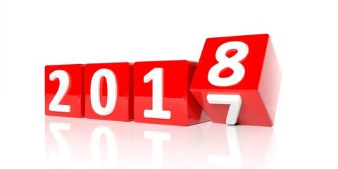 С наступающими 2018 годом!