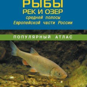 Рыбы рек и озер средней полосы Европейской части России: Популярный атлас