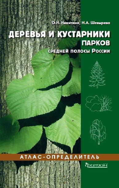 Деревья и кустарники парков
