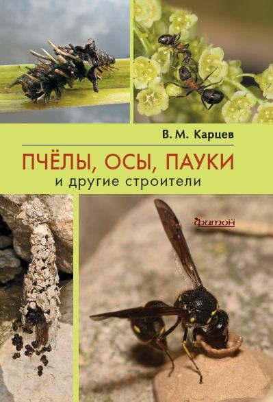 Пчелы, осы, пауки и др